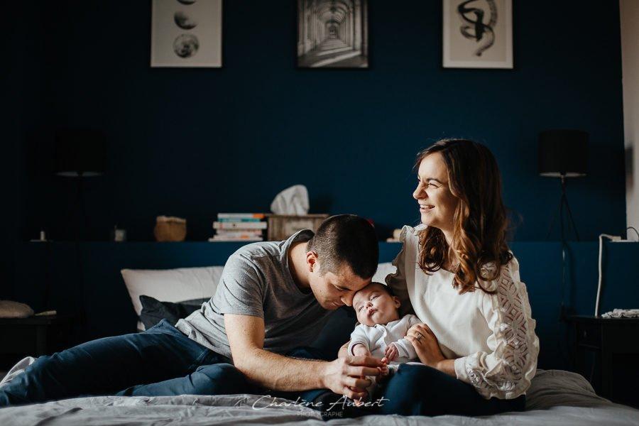 photographe nouveau-né bébé à domicile geneve suisse savoie