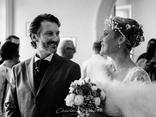 reportage photo de mariage à la mairie la Motte-servolex, émotions